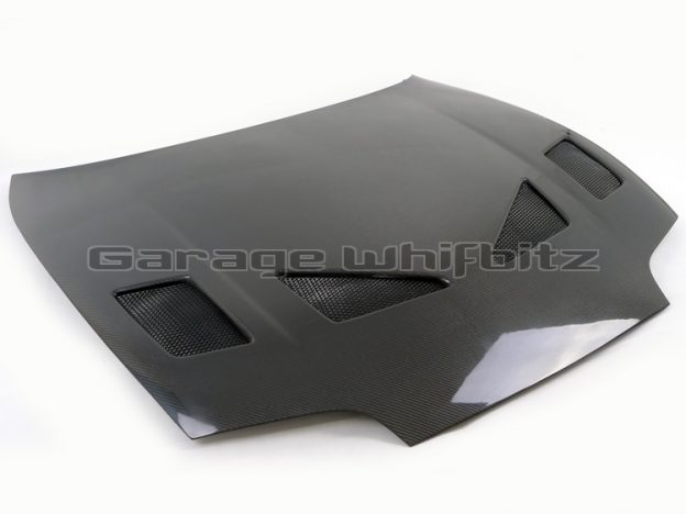 New Product - Garage Whifbitz Supra Carbon TRD Bonnet