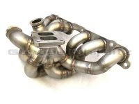 New product! Whifbitz 2JZ-GE Billet Collector T4 Manifold!!
