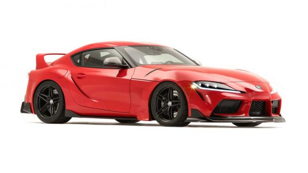 GR Supra A90 LG Heritage parts available now!