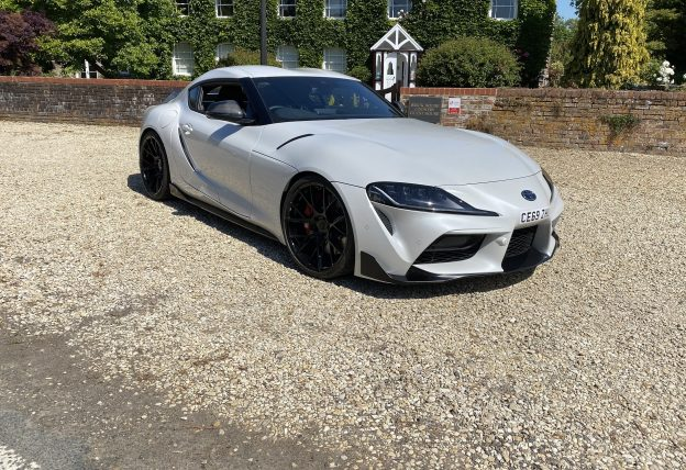 Whifbitz 2020 GR Toyota Supra A90 Walk Around